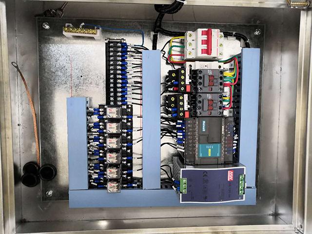不锈钢电控柜配件