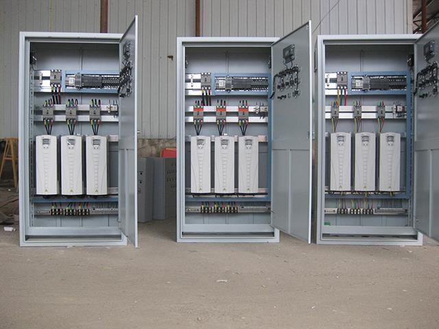 变频控制柜系统